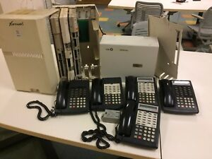 Avaya Lucent At t Partner Business Phone System W 5 Partner 18d Voice Mail