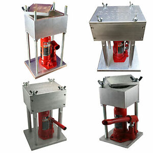 Hydraulic Press Built From Aircraft Aluminum - Made in USA