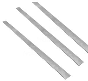 20 Hss Planer Blades Knives For Grizzly G0454 G6704 G9740 G9967 H7269 Set Of 3