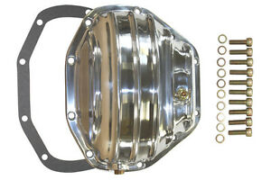 Ford Super Duty F 350 F 450 Dually Polished Finned Dana 80 Differential Cover