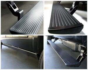 Amp Research Powerstep Running Boards Fits 2004 2008 Ford F 150 Lincoln Mark Lt