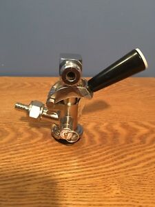 D System Draft Beer Tap Right Angle Coupler