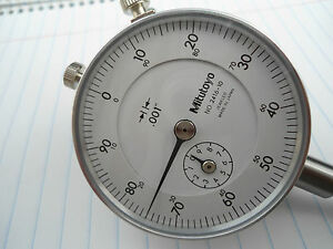 New Bezel With Lens Only For Mitutoyo Dial Indicator Made In Usa