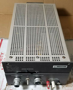 Lambda Regulated Power Supply Model Lq531 0 20vdc