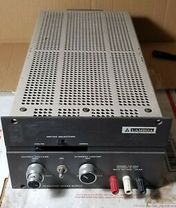 Lambda Regulated Power Supply Model Lq530 0 10vdc