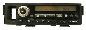 06 07 08 Honda Ridgeline Xm Am Fm Radio Stereo For Navigation Gps System 4as0