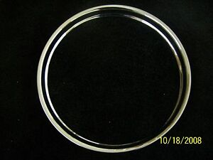 15 Smooth Chrome Stainless Hot Rod Style Trim Beauty Wheel Rings Vintage Ford Gm