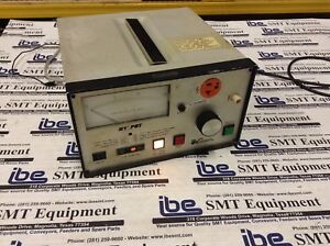 Associated Research 4040a Ac Hypot And Ground Continuity Test Set