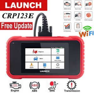 Crp123e Auto diagnosis Tool Abs Srs Transmission Engine Obd2 Code Reader Scanner