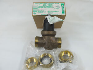 Zurn Wilkins 1 Pressure Reducing Valve Model Nr3xldu