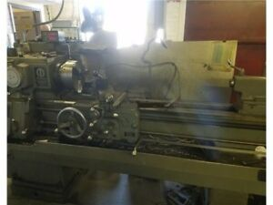 Monarch Series 50 Model 16 X 50 Engine Lathe 1 500 Rpm Steady Rest Face Plate