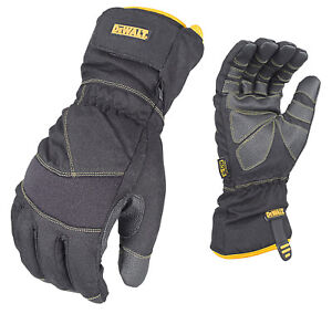 Dewalt Dpg750 Extreme Condition Insulated Cold Weather Work Gloves m 2xl