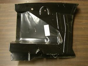 Nos Oem Ford 1971 1972 1973 Mustang Cougar Inner Fender Splash Apron Sheet Metal