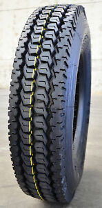4 Tires 295 75r22 5 New Annaite 16pr Closed Shoulder Drive Radial Truck Tires