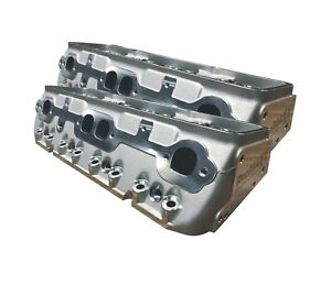 Promaxx Sbc 183cc Small Block Chevy Cylinder Heads 550 Lift Flat Tappet