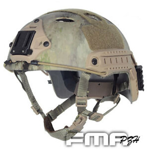 FMA FAST Helmet PJ TYPE A-Tacs ML LXL TB465 Tactical For Airsoft Paintball
