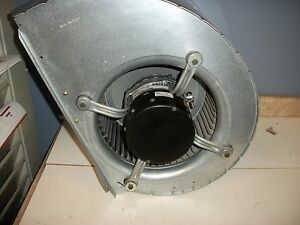 Carrier HD44RE120 Variable Speed ECM Motor wblower wheel and housing