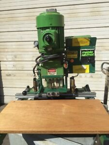 Mepla Alfit Mm 2000 Hinge Boring Machine