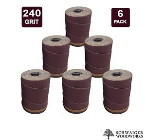 Drum Sander Sanding Wraps rolls 240g For Jet performax 22 44 22 44 Plus pro 6