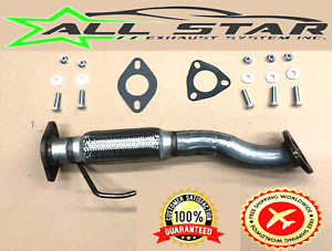 Fits Ford mazda 2005 to 2008 Escape tribute 2 3 L Direct Fit Front Flex Pipe