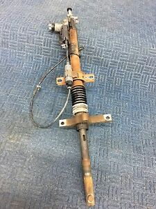 91 92 93 Mustang Ford Oem Airbag Steering Column For Automatic Foxbody