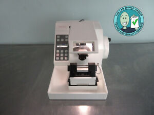 Microm Hm 360 Automated Rotary Microtome With Warranty