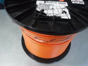 New 640 Raychem Parallel Heating Cable 8xl1 cr 120 Vac 8 Watts ft Usa