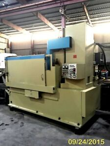 2013 Blanchard 22ak 42 Rotary Surface Grinder 50 Hp 42 Chuck 44 Swing