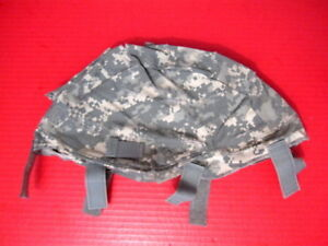 US Army ACU Digital Camouflage ACH or MICH Helmet Cover - MediumSmall