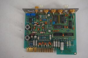 Agilent 08340 60046 Pll2 Vco Assembly