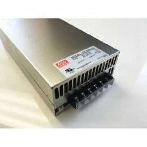 Se 600 24 Mean Well Power Supply 24v 25a