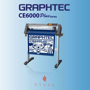 Graphtec Ce6000 60 Plus 24 Cutter With Stand