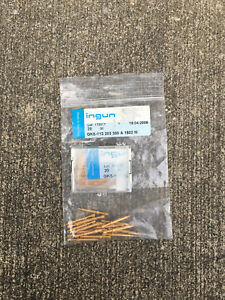 Ingun Gks 113 203 300 A 1502 M Test Probes Lot Of 42