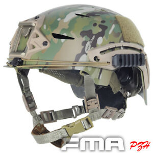 FMA Tactical Military EX BUMP Multicam Helmet Cycling Airsoft Paintball TB785 $85.49