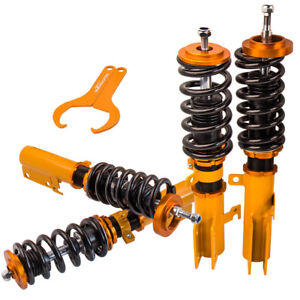 New Coilovers Kits For Toyota Camry 2007 2011 Adjustable Height Shock Absorbers