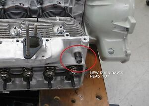 Corvair Upper Cylinder Head Nuts