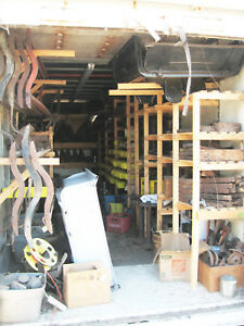 Huge Collecton Of Many Parts From More Than 7 Model T Ford Cars And Pickups