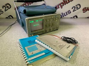Tektronix 2432 Digital Oscilloscope 2 Channels