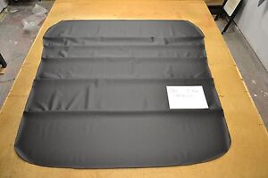 1968 68 Chevelle 5 Bow Black Perforated Headliner Usa Made Top Quality