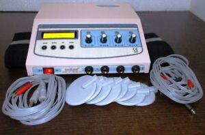 Prof New Professional Electro Ultrasound Therapy Pain Relief Machine Gh7