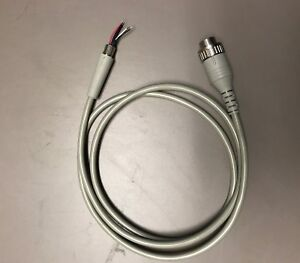 Hp Agilent 8120 3804 Cable Assembly For Hp 11664a Detector