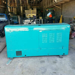 Onan 30 Kw Natural Gas Generator