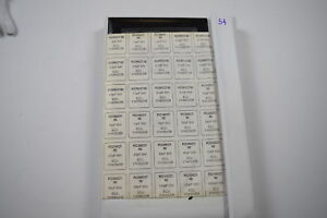 Panasonic Pcc5 kit Multiplayer Ceramic Chip Capacitor 0 5pf 1000pf Kit