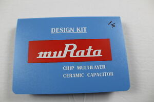 Murata Grq708kitak500 Design Kit Of Ceramic Capacitor