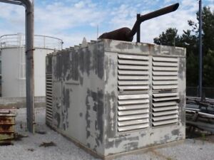 1993 Stamford Newage 480 Kw Natural Gas Generator
