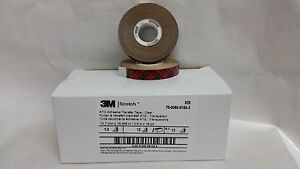 3m Scotch 926 Atg Adhesive Transfer Tape Clear 1 2 In X 18 Yd 5 0 Mil Carton 12