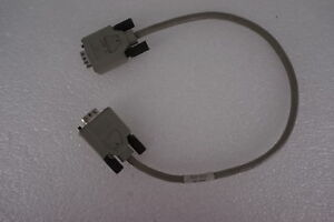 Agilent 8120 6230 Serial Cable 1 5ft For Vector Signal Analyzer