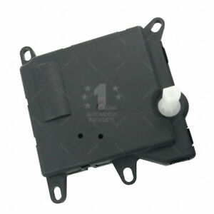 Rear Auxiliary Heater Temperature Blend Door Actuator For Expedition Navigator