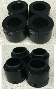 Optem Tv Tube Clamp Lot Of 4