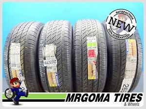 4 New 275 65 18 Michelin Ltx A S Tires Toyota Ford Free Mounting 114t 2756518